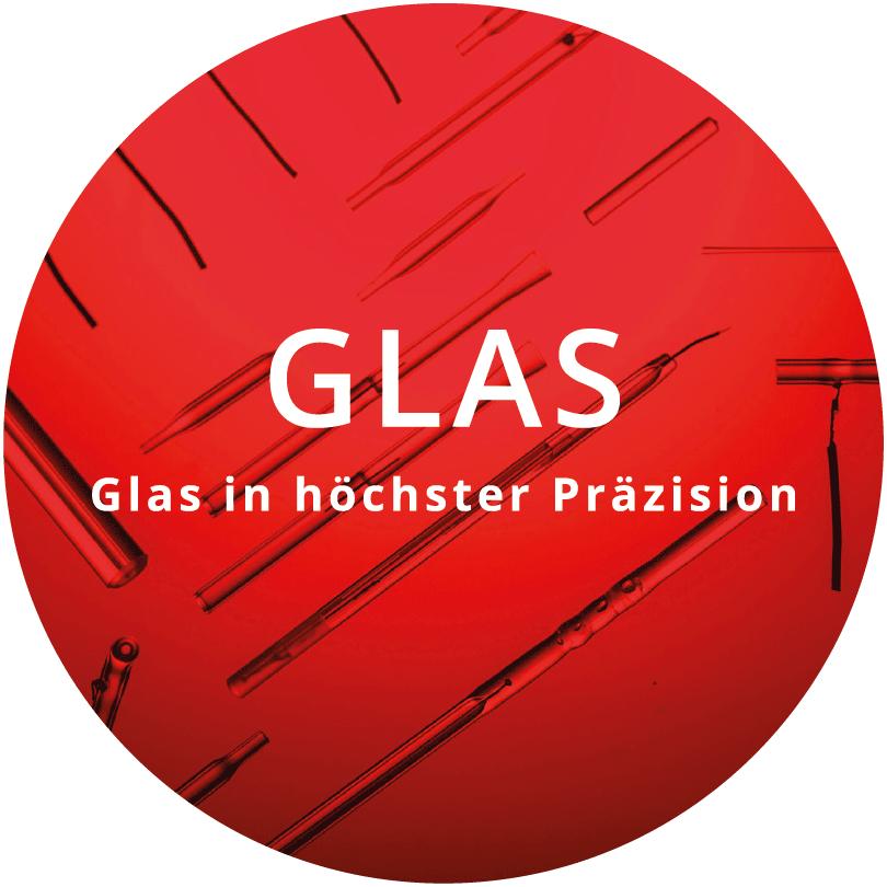 Kreislogo hoerri-gmbh, Glas in höchster Präzision