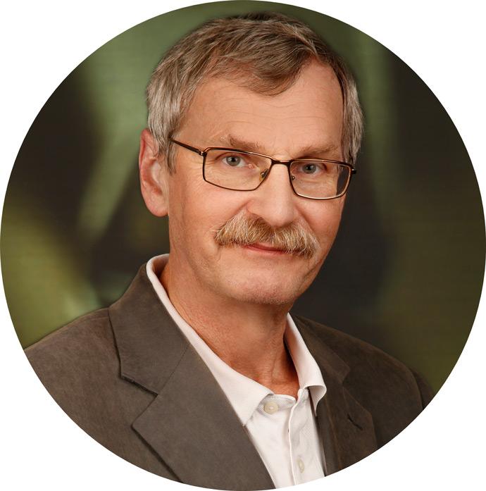 Portrait Joachim Wenusch